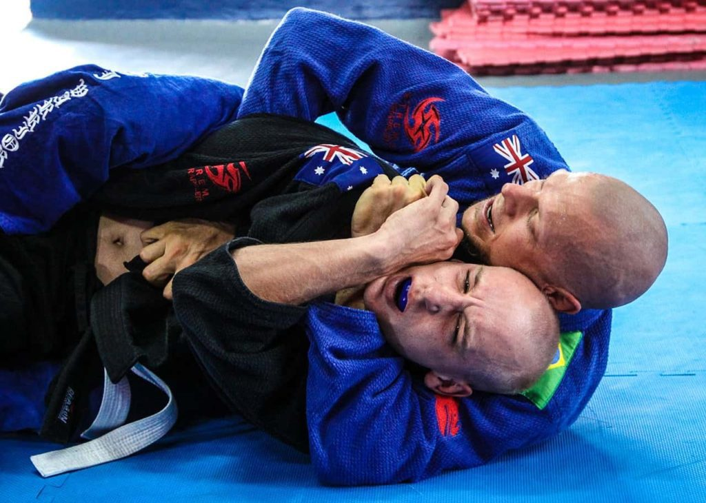 Developing Aerobic Capacity For BJJ