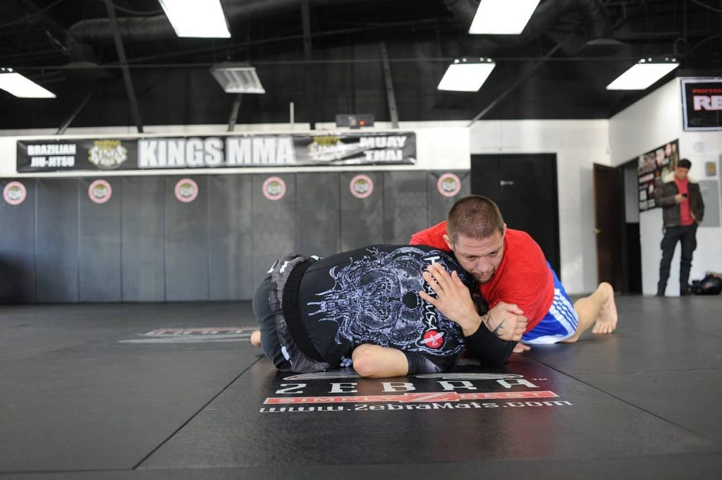 Developing Lactic Capacity for BJJ