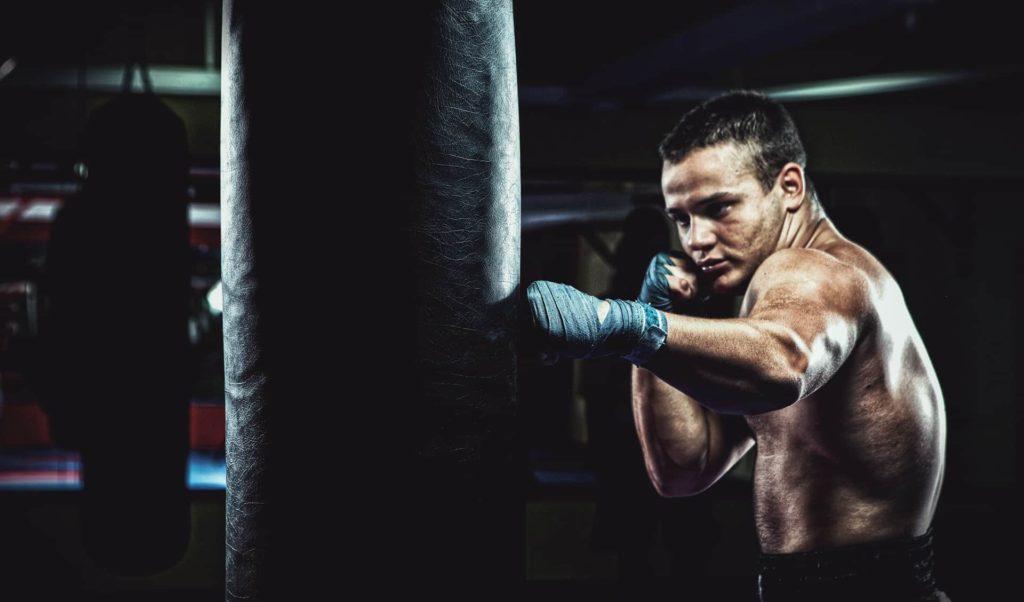 Roadwork for boxing