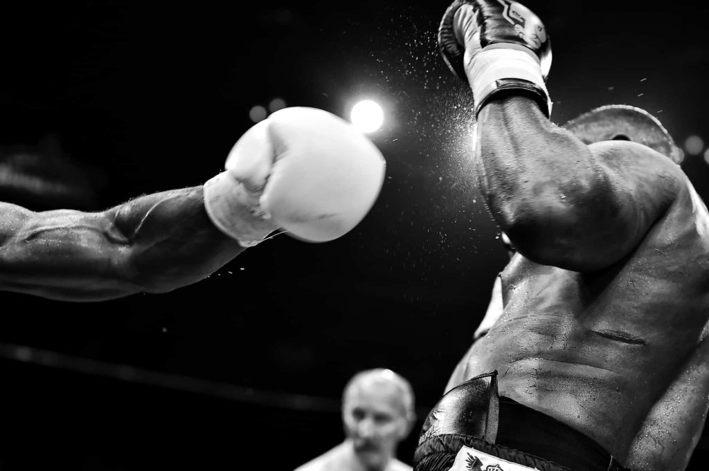 Stop doing roadwork for boxing