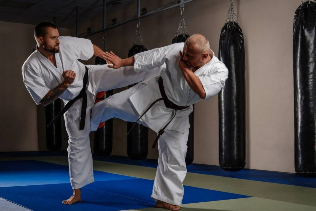Competitive demands of Karate