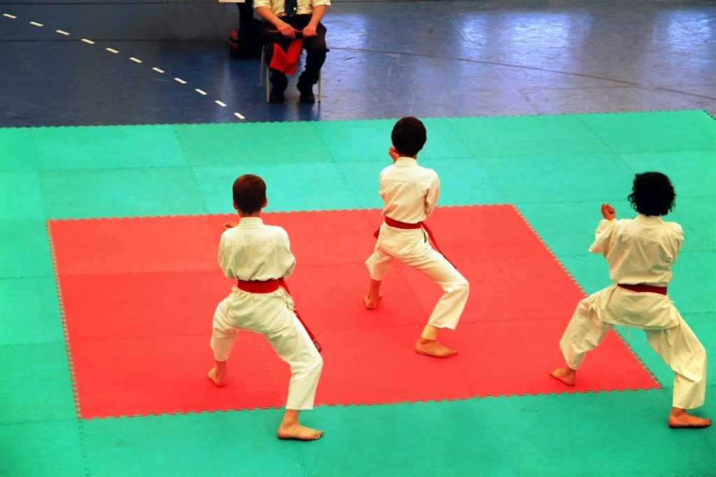 Conditioning For Karate Kata