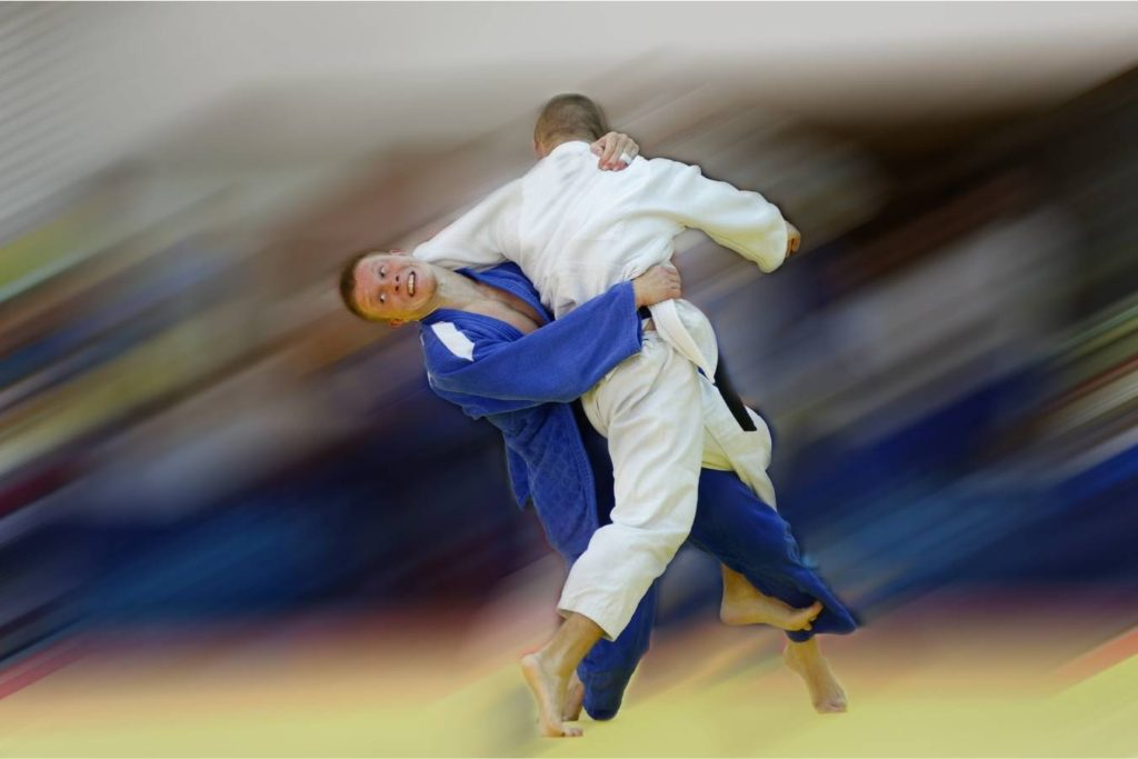 Conditioning requirements for Judo