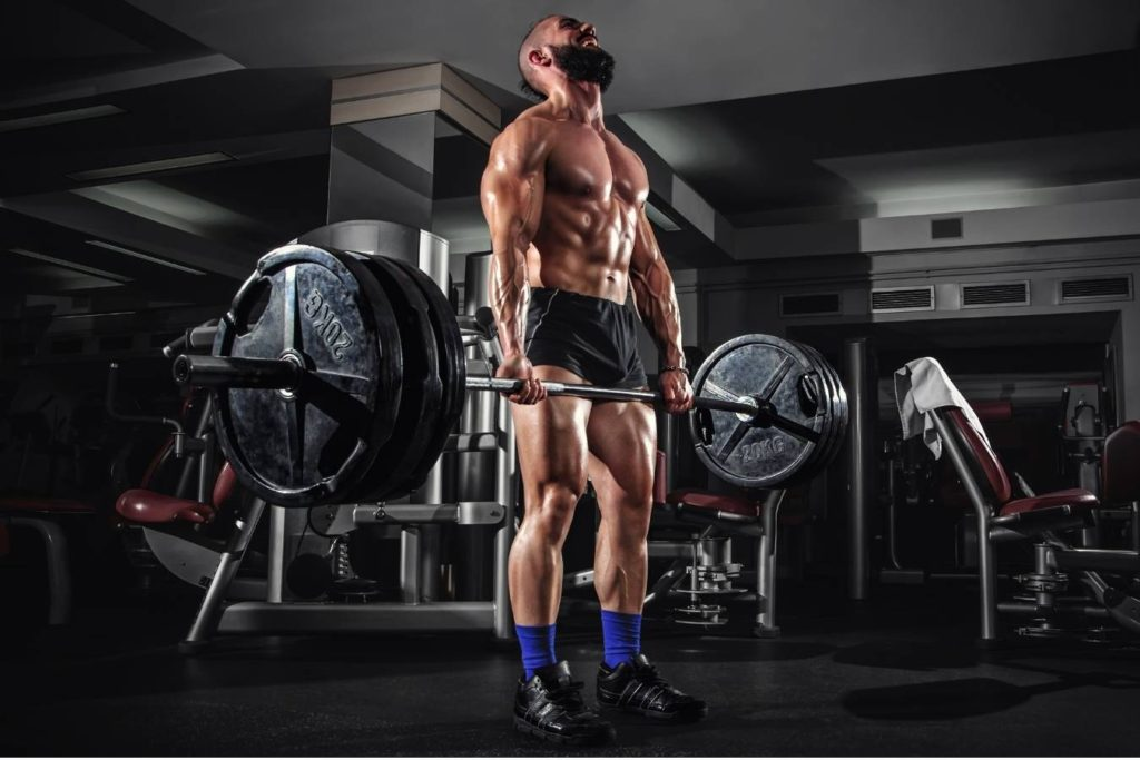 CrossFit Doesn't Train Maximal Strength