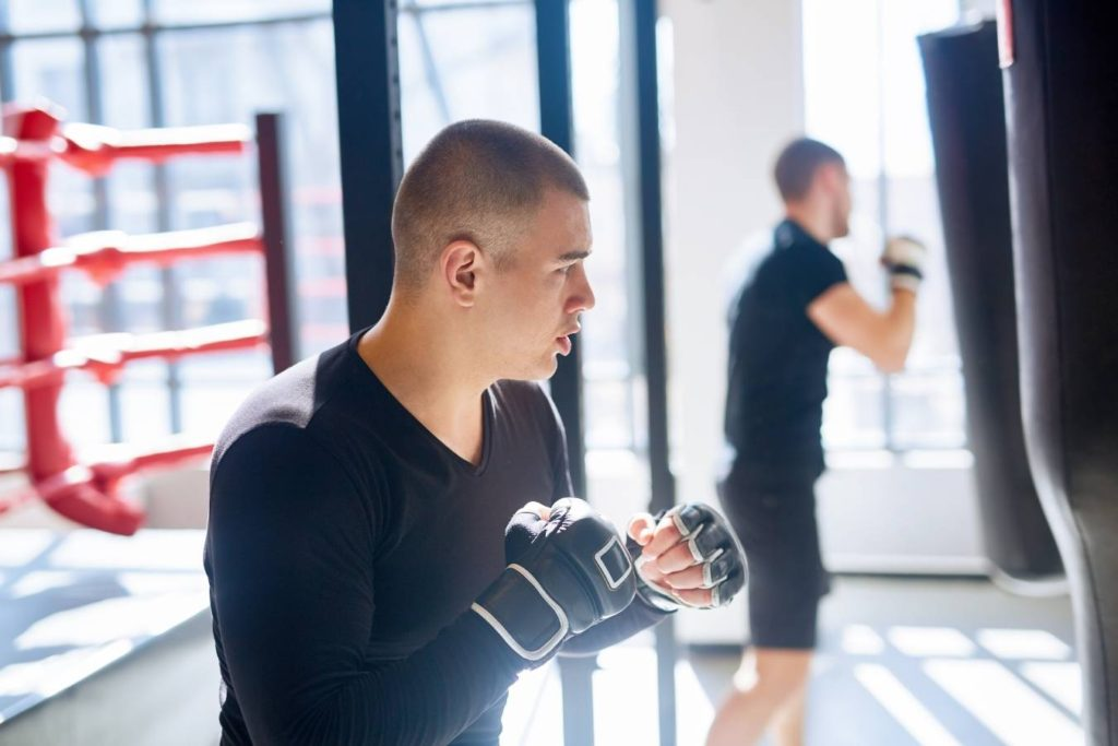 Does MMA Training Build Muscle