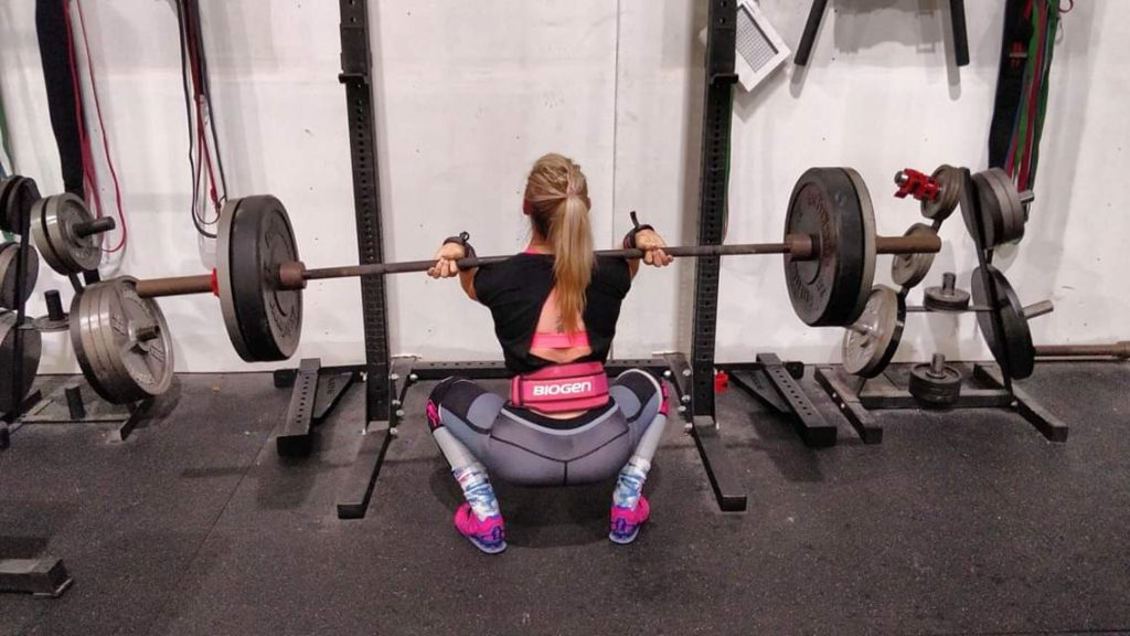 What are the different types of strength training