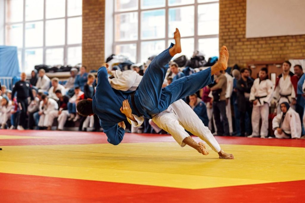 How to train for judo