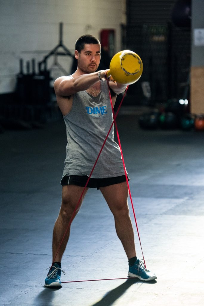 Olympic Weightlifting Alternatives For MMA