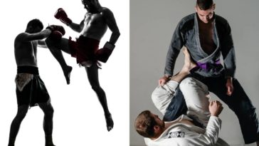 Why Muay Thai and BJJ