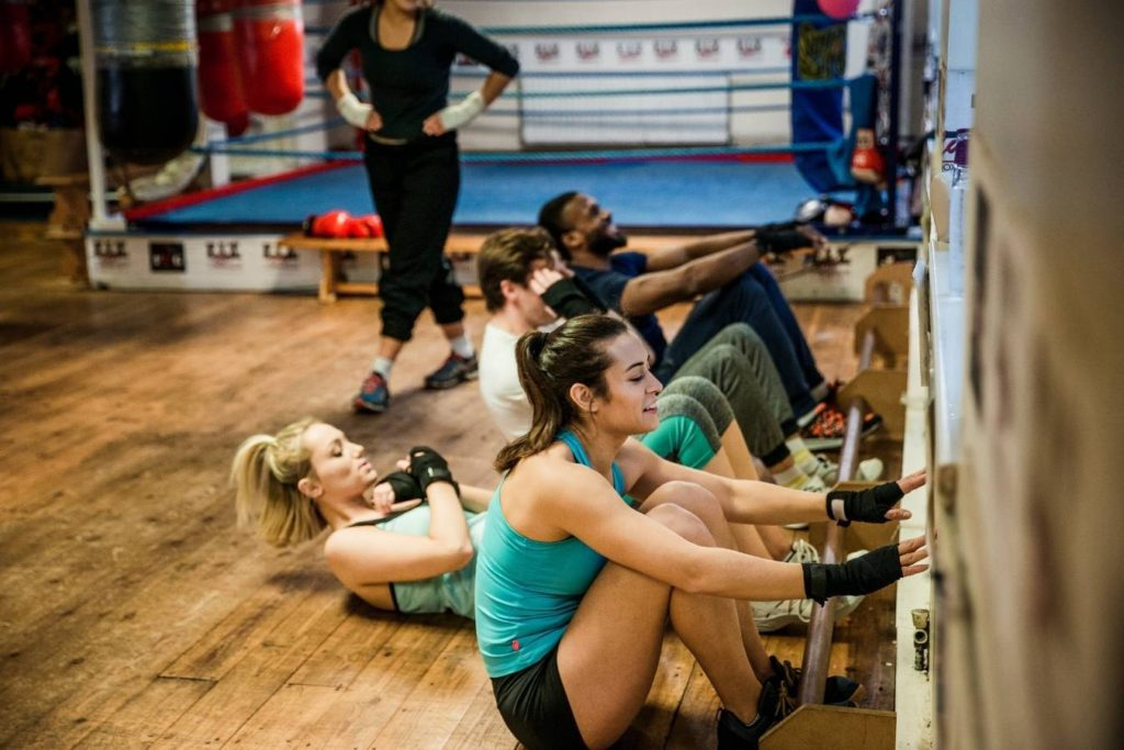 Aerobic Conditioning Circuits For Boxing