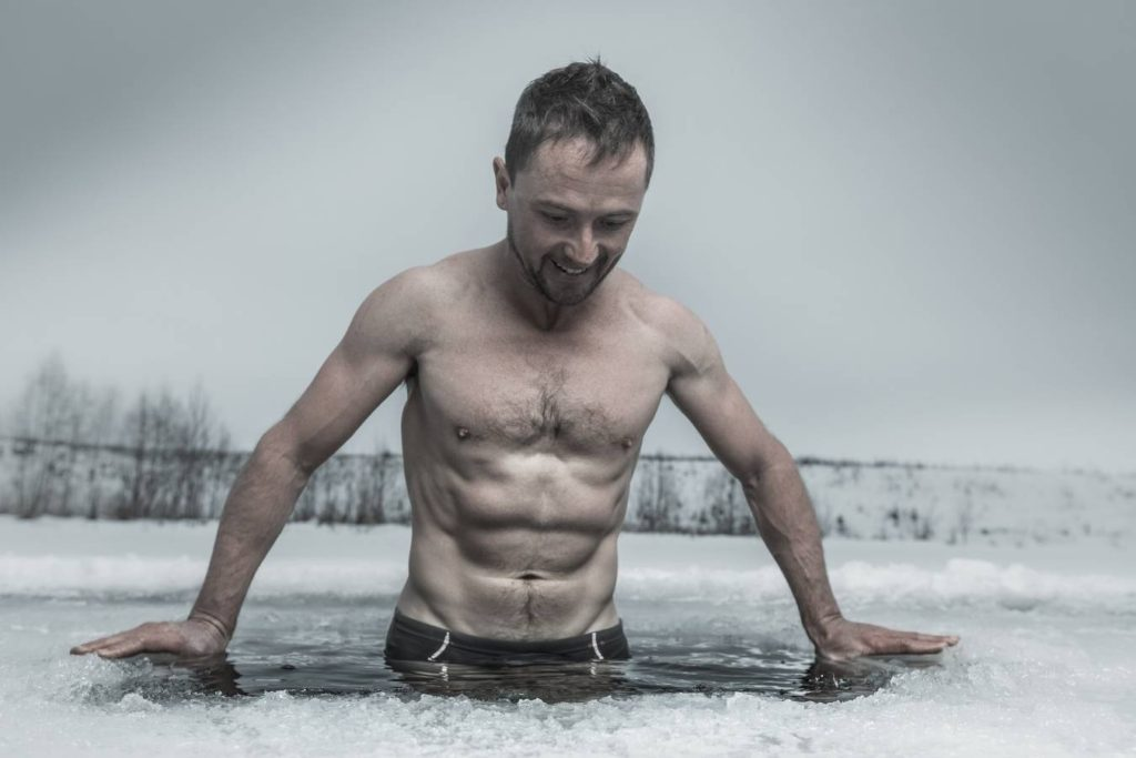 Cold Showers For Recovery