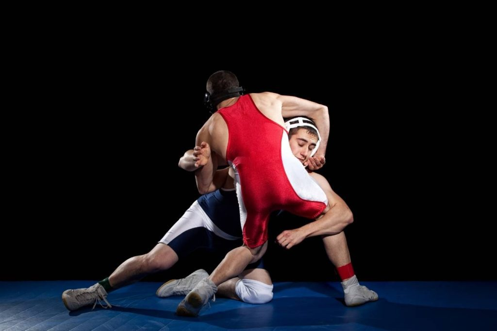 Elite vs Non Elite Wrestlers