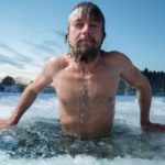 Ice Bath For Fighters