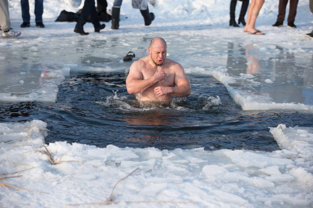Ice Bath Science