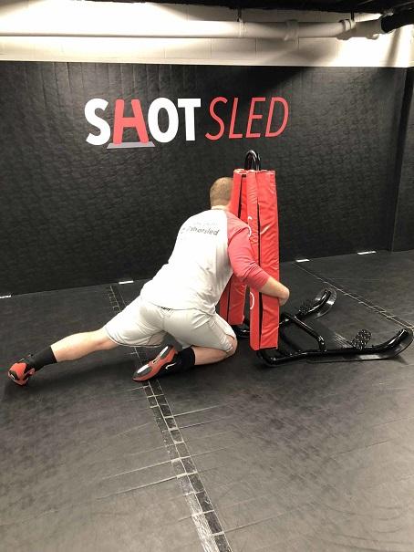 ShotSled Wrestling