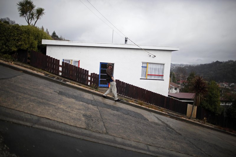 Steepest Hill