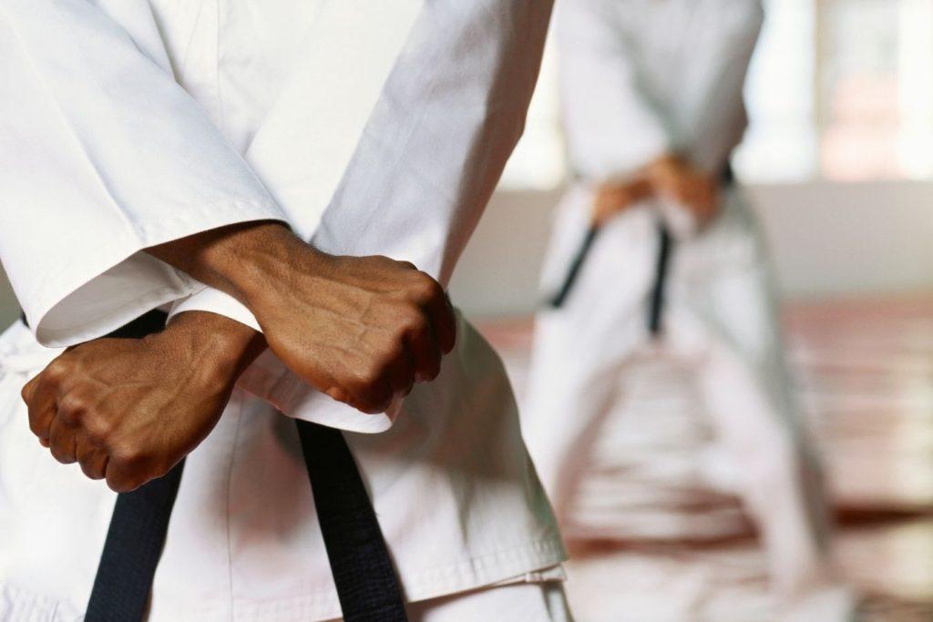 Vs belts karate taekwondo Difference Between