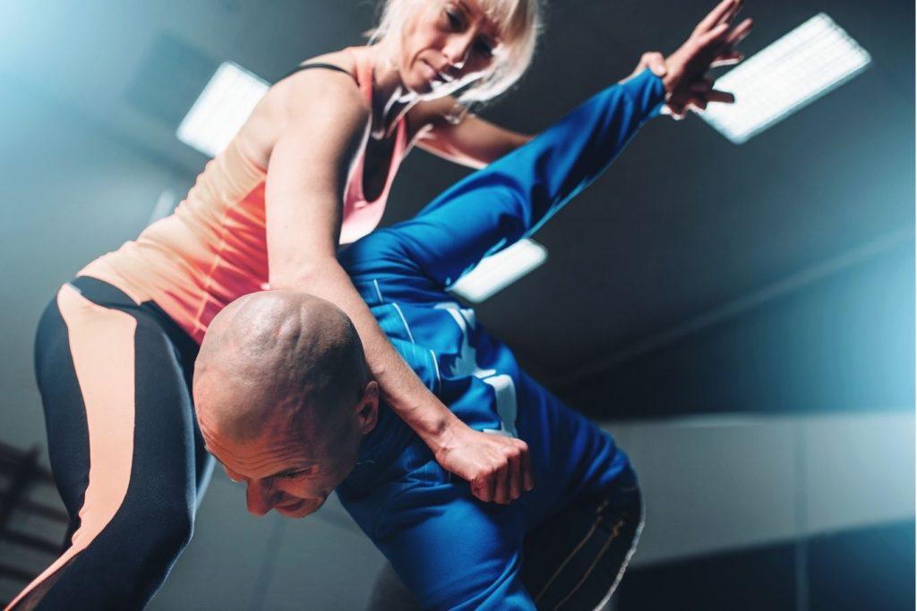 Judo or BJJ for self defense
