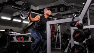 Jump squats for mma