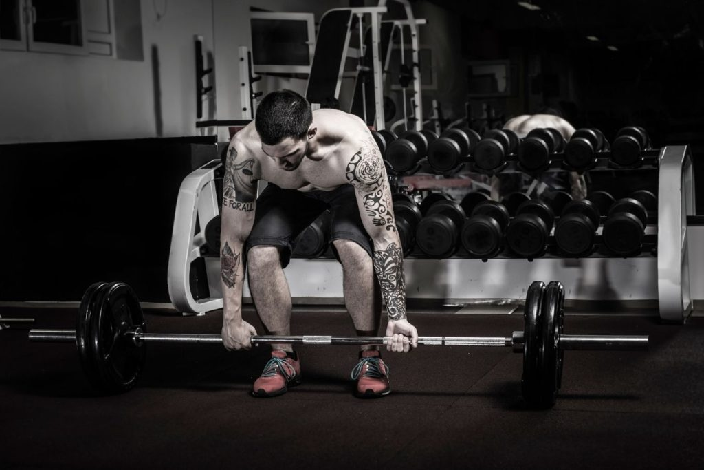 MMA Fighters That Powerlift