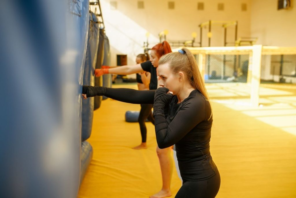 MMA Training Schedule For Beginners