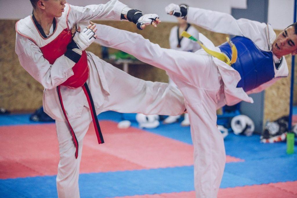 Origins of Taekwondo