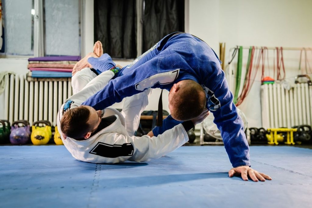 Rules of BJJ