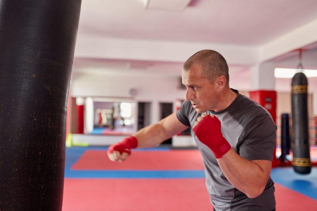 Tabata for MMA