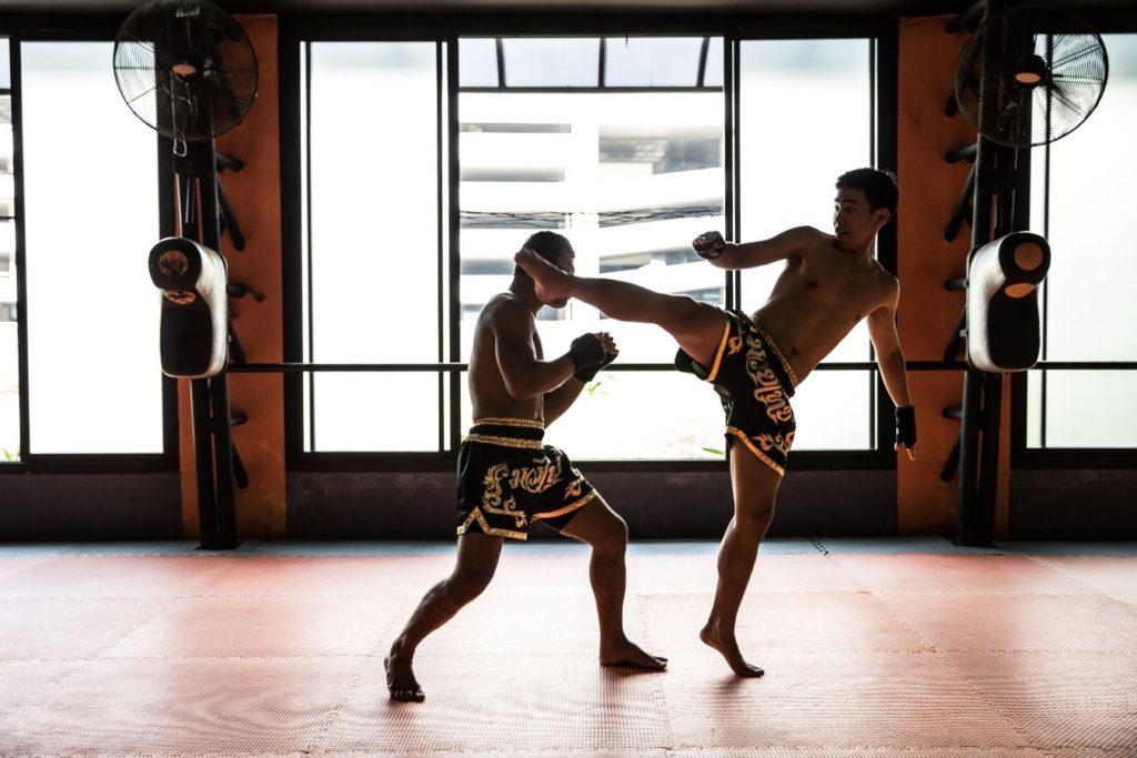 is muay thai or taekwondo better for self defense