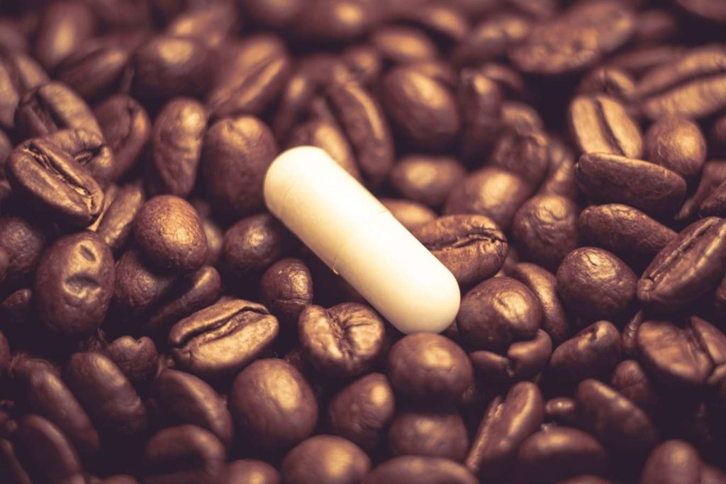 Caffiene L-Theanine