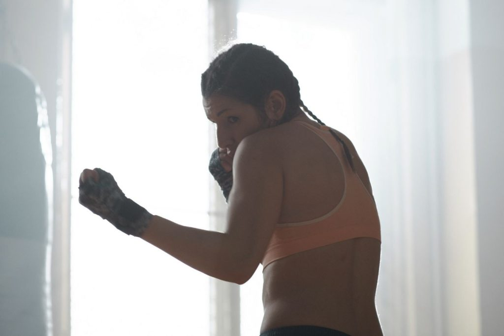 Cool down exercises after boxing
