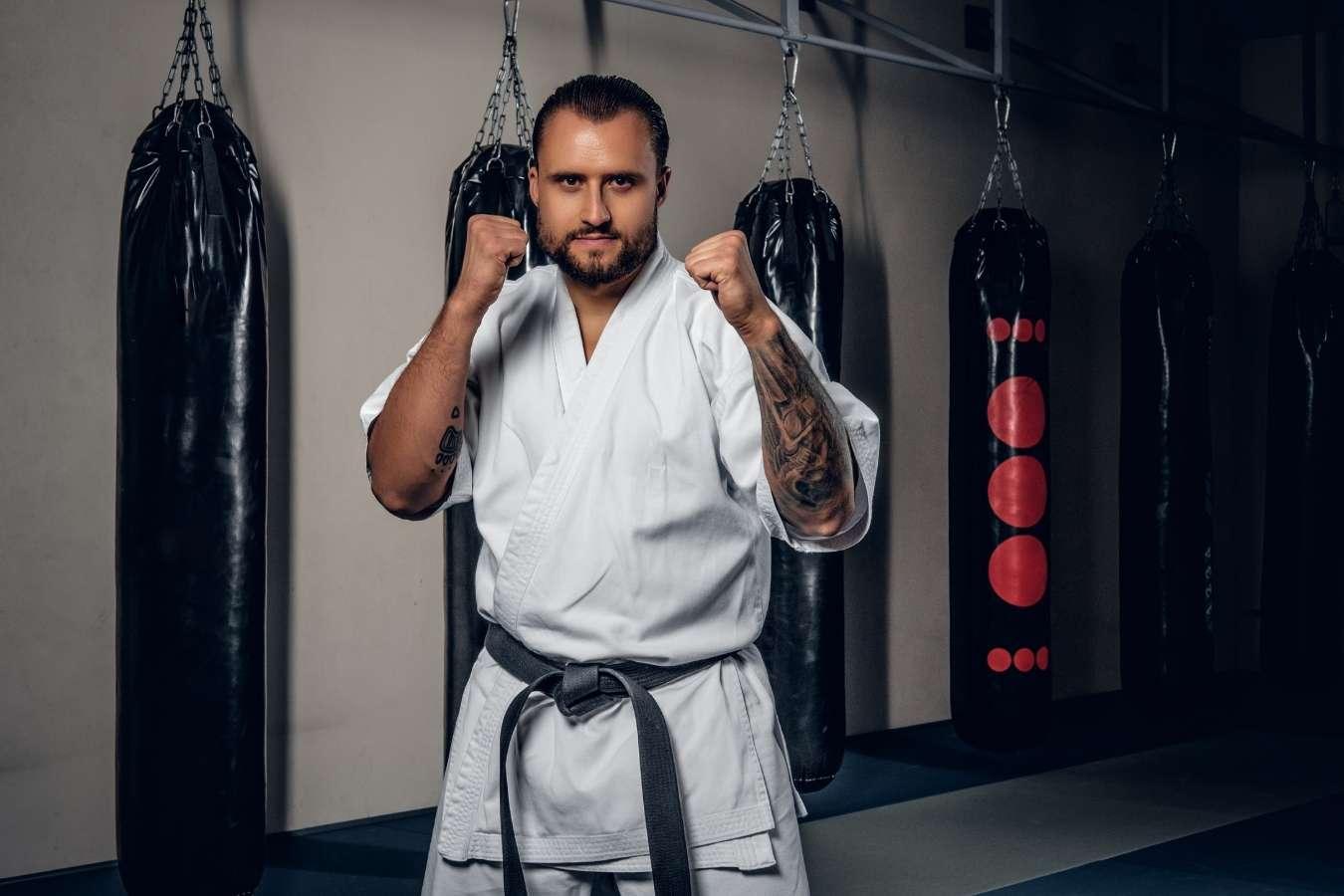 Karate strength