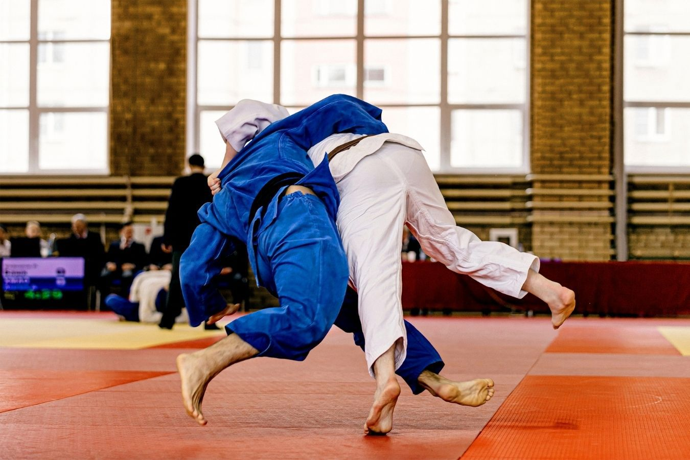 Strength Training For Judo - Sweet Science of Fighting