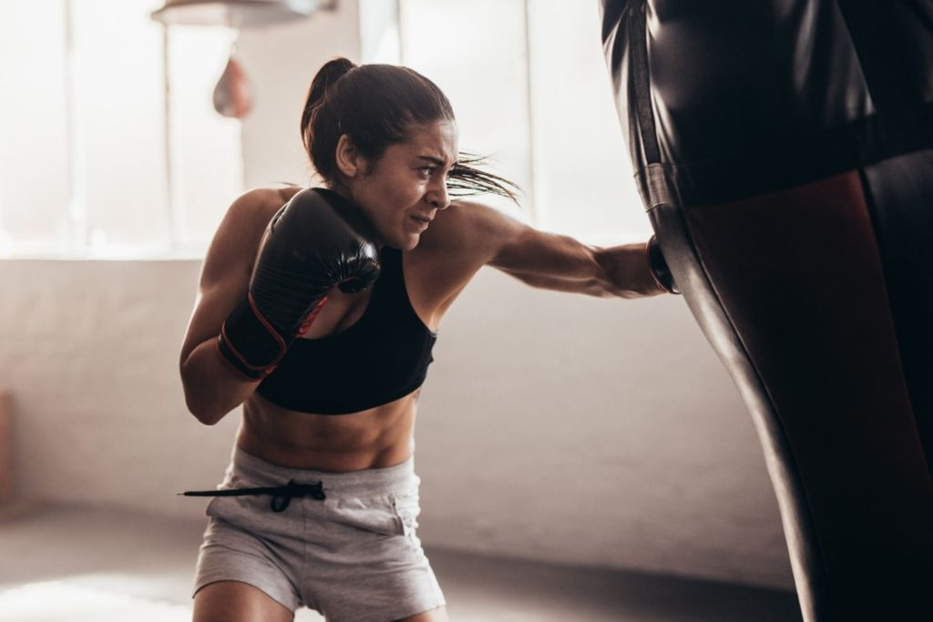 Why perform a cool down after boxing