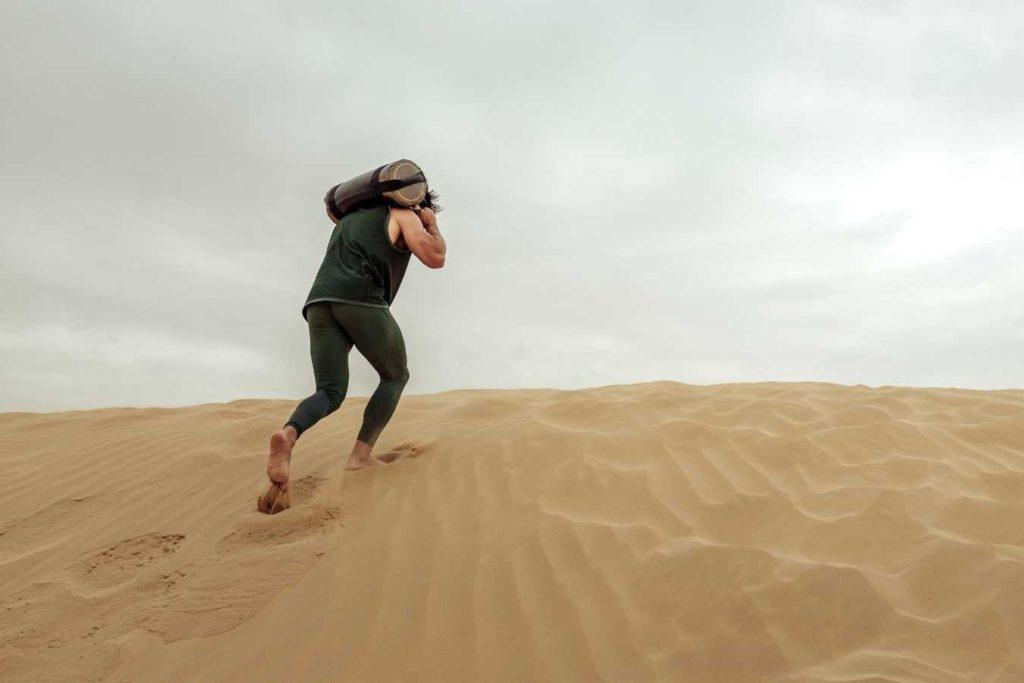 Benefits Of Sand Training