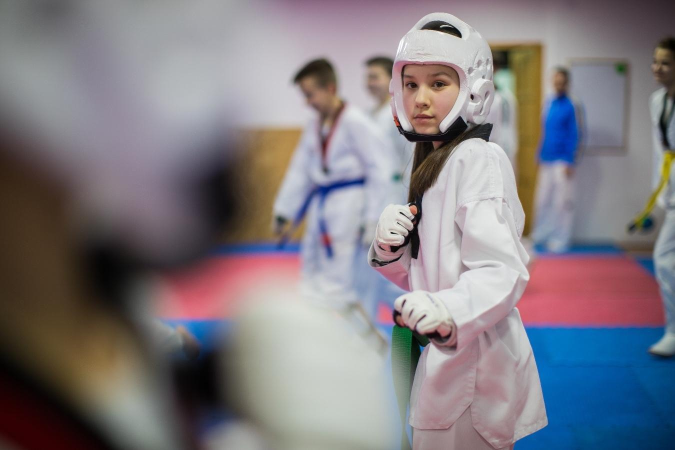 Injury profile Taekwondo