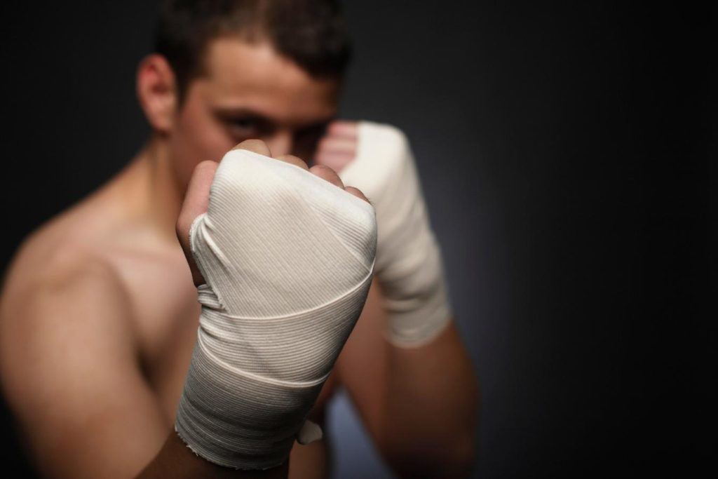 Why Do Boxers Tape Their Wrists