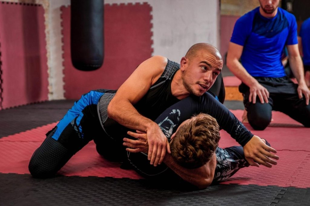 Yoga or Weights For BJJ