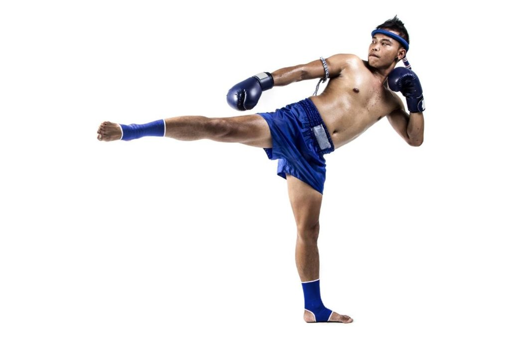 Why do muay thai fighters wear armbands
