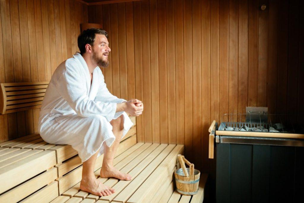 Is Sauna Good For MMA