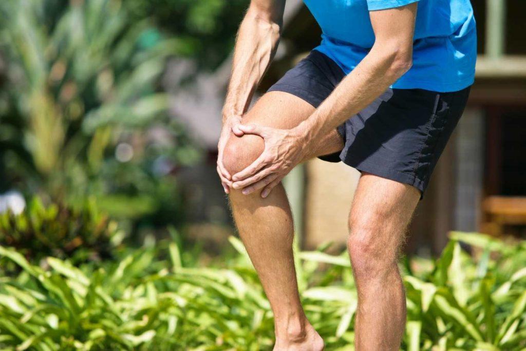 BJJ Knee Pain
