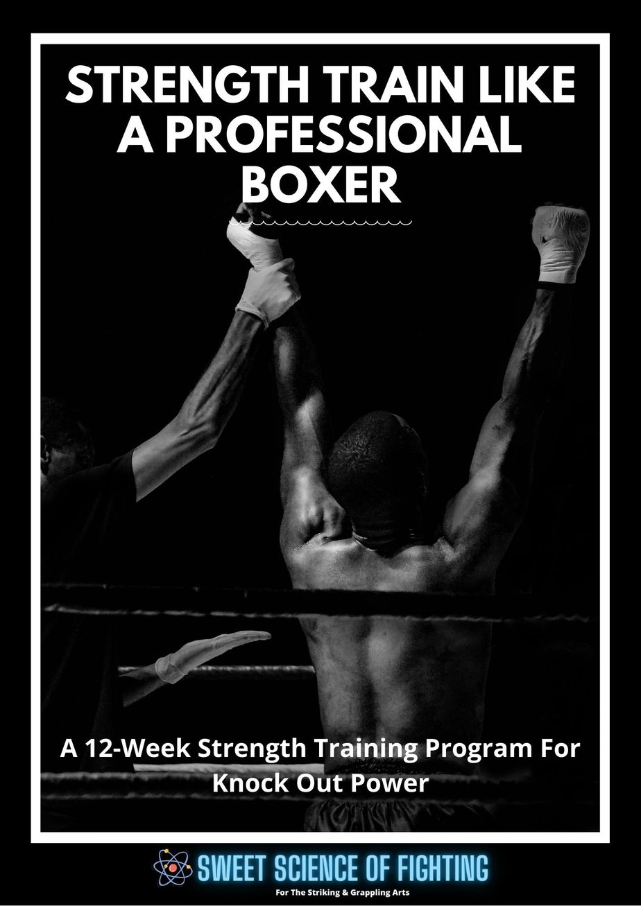 Strength Training For Boxing