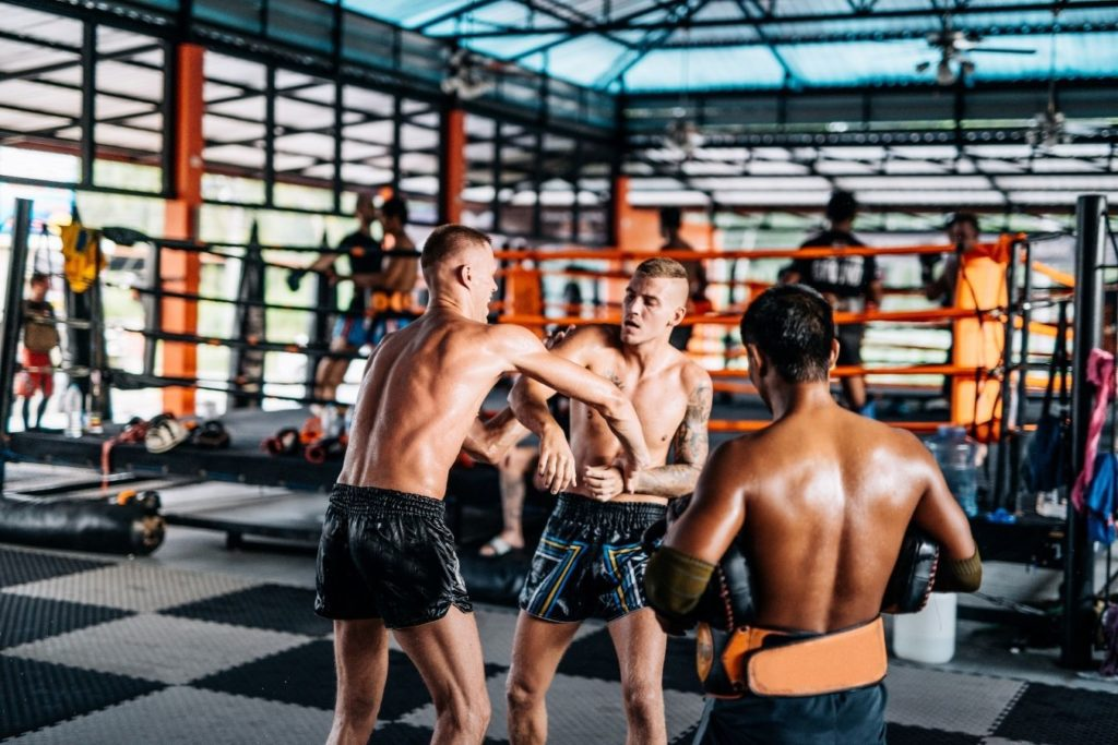 Does Muay Thai Build Muscle