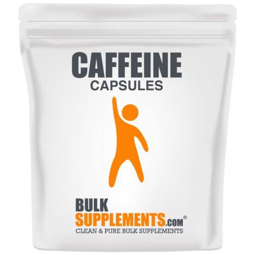 Bulk Supplements Caffeine