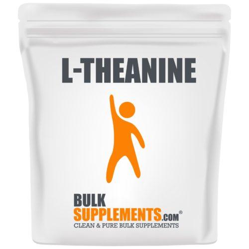 Bulk Supplements L Theanine