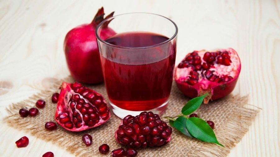 Pomegranate Juice Boxing