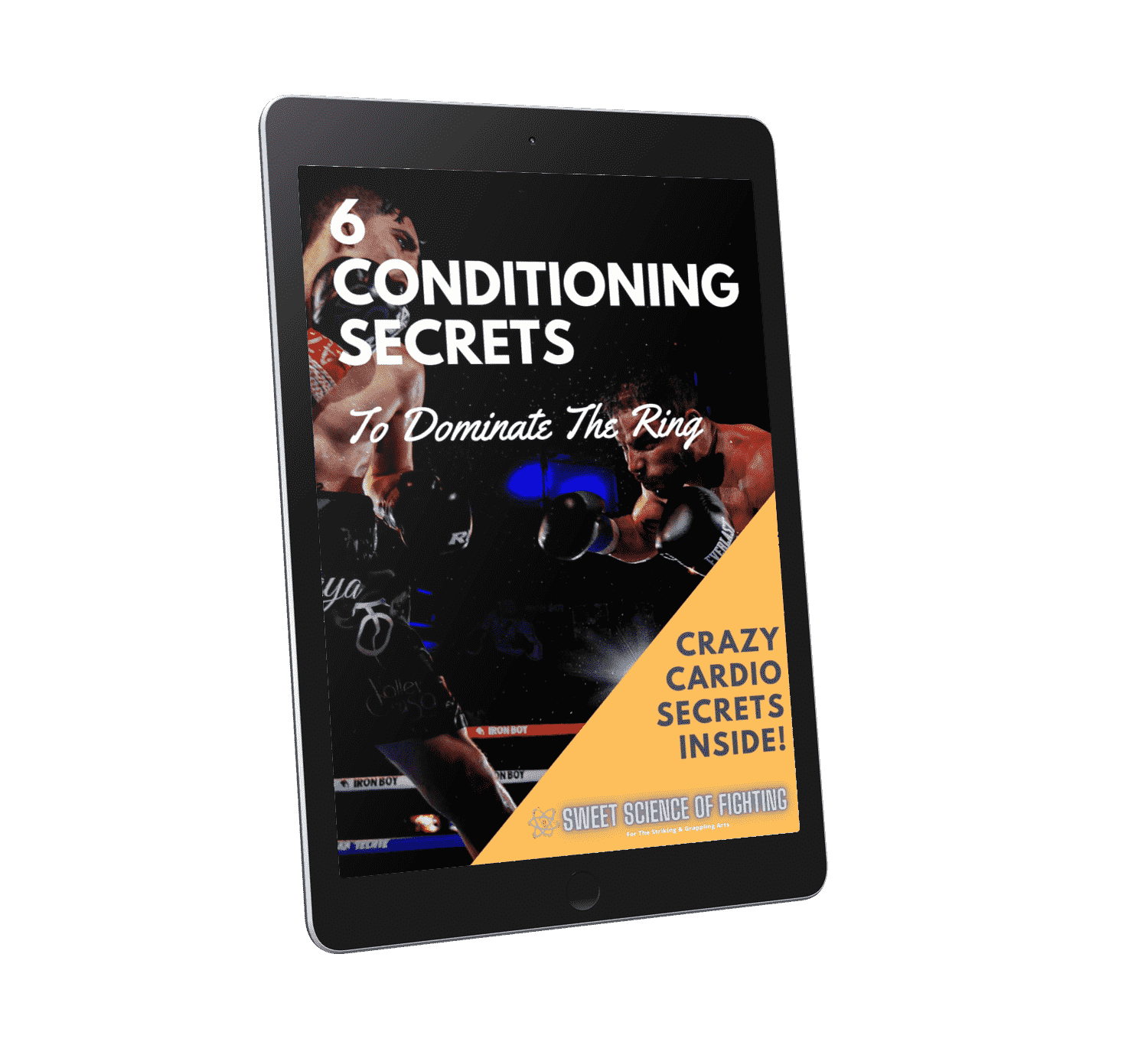 Conditioning Striking Cover
